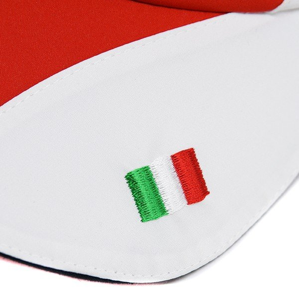 スクーデリア フェラーリ 2010ドライバー支給用キャップ(F.Alonso用)|itazatsu|08