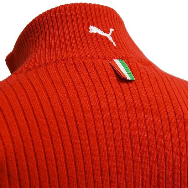スクーデリア フェラーリ マールボロ 2008オフィシャルカシミアジップアップセーター(フルロゴ)|itazatsu|07