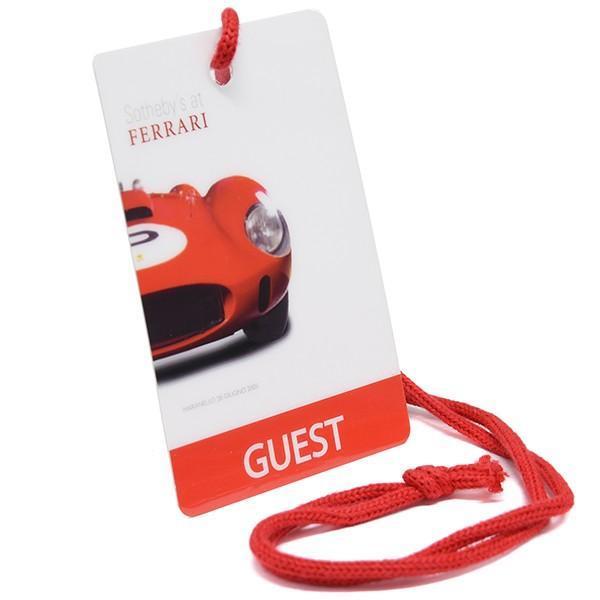フェラーリ Ferrari-Sotheby'sオフィシャルオークション2005カタログ+パスセット|itazatsu|12