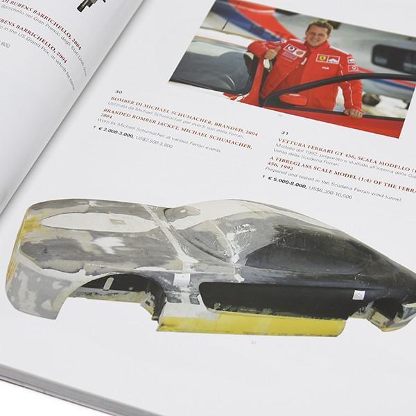 フェラーリ Ferrari-Sotheby'sオフィシャルオークション2005カタログ+パスセット|itazatsu|06