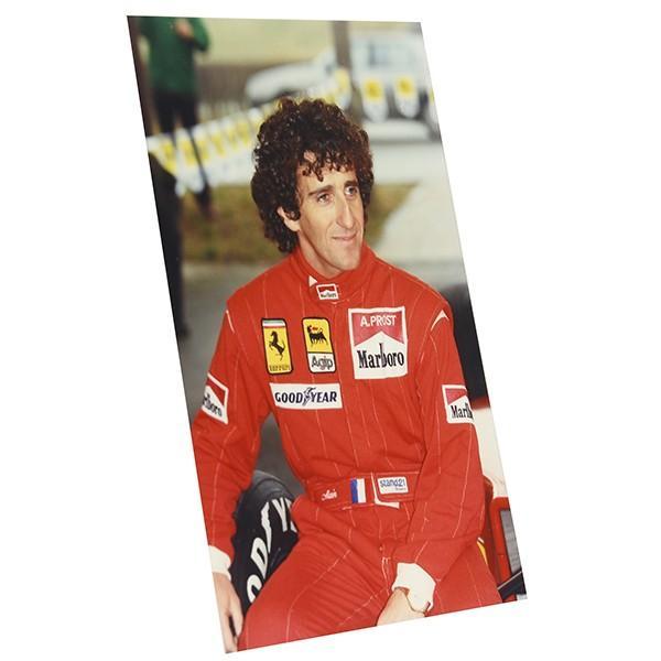 スクーデリア フェラーリ 1990オフィシャルプレスフォト(A.プロスト)|itazatsu|02