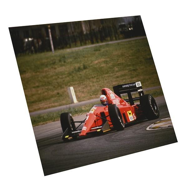 スクーデリア フェラーリ 1990オフィシャルプレスフォト(A.プロスト&641)|itazatsu|02