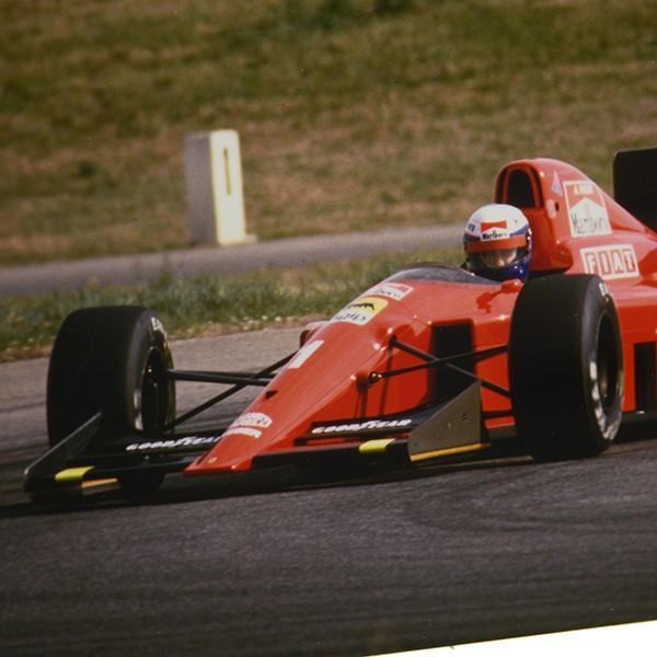 スクーデリア フェラーリ 1990オフィシャルプレスフォト(A.プロスト&641)|itazatsu|03