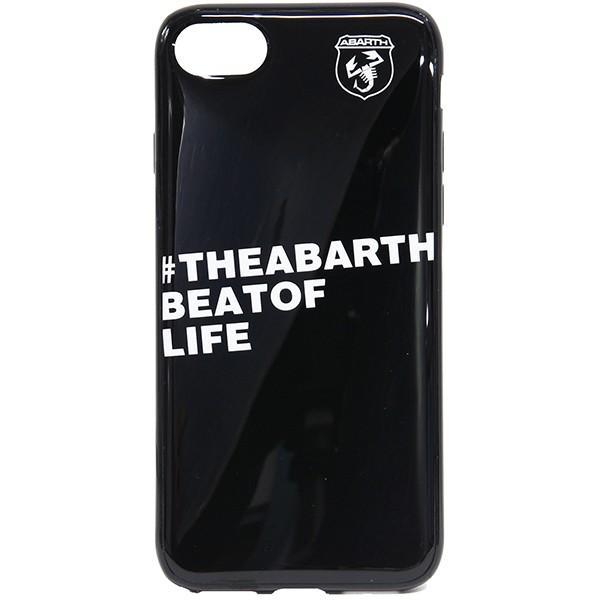 アバルト純正 iPhone 7/8ケース(ブラック) itazatsu 02
