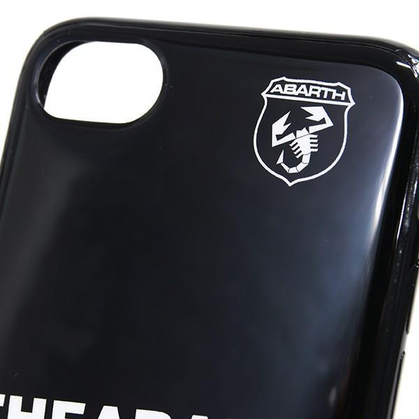 アバルト純正 iPhone 7/8ケース(ブラック) itazatsu 04