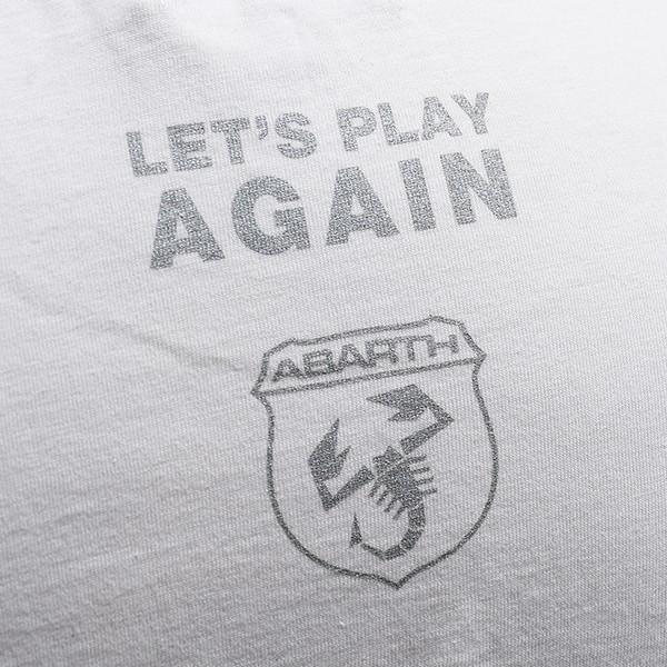 アバルト純正 Tシャツ-レッドストライプ-|itazatsu|05