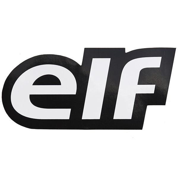 elfステッカー|itazatsu