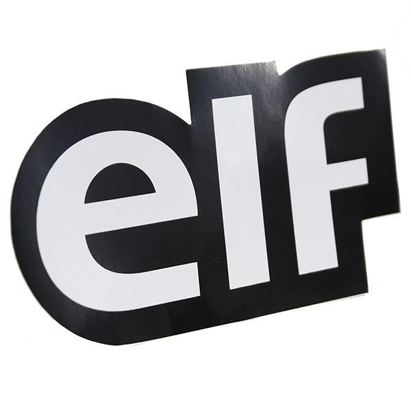 elfステッカー|itazatsu|02