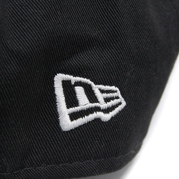 ベスパ オフィシャルベースボールキャップby NEW ERA(ブラック)|itazatsu|04