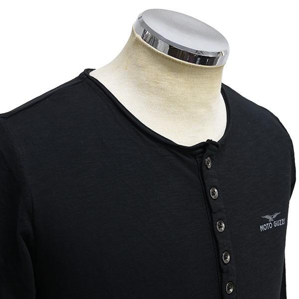 Moto GuzziオフィシャルTシャツ-SERAFINO-(長袖)|itazatsu|03