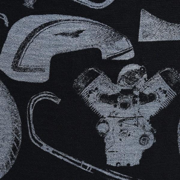 Moto GuzziオフィシャルTシャツ-SERAFINO-(長袖)|itazatsu|06