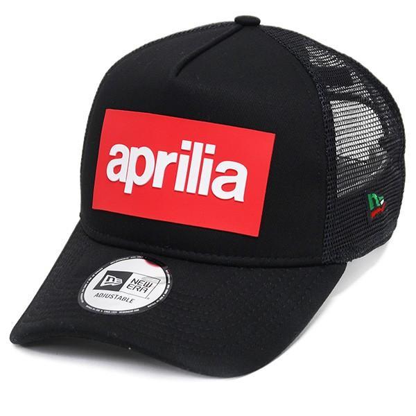 Aprilia オフィシャルメッシュキャップ by NEW ERA|itazatsu