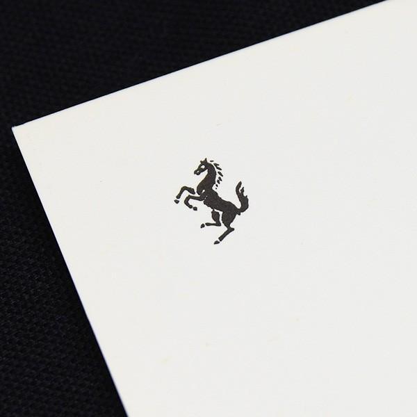 フェラーリ ENZO FERRARI with complimentsカード|itazatsu|03