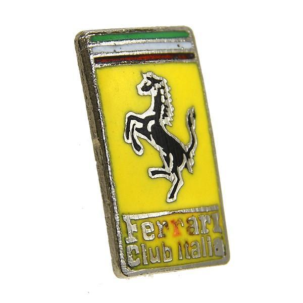 フェラーリ Ferrari Club Italiaピンバッジ|itazatsu|02
