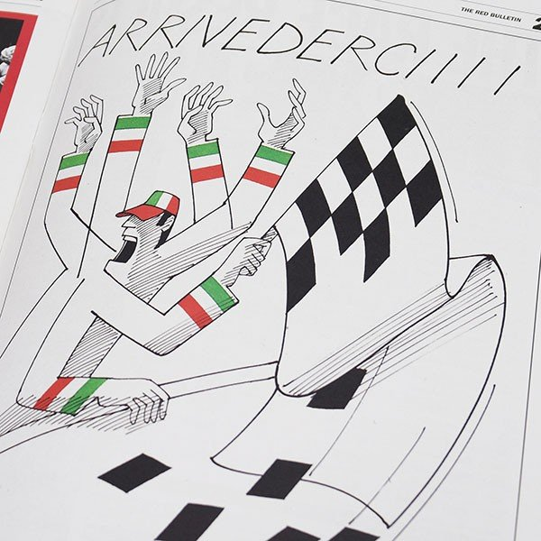 THE RED BULLETIN No.114 GP ITALY 2006|itazatsu|08
