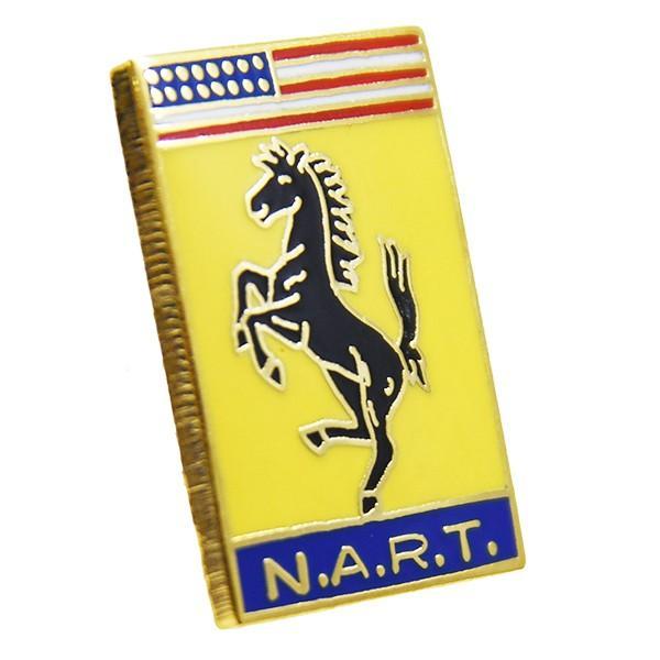 フェラーリ Ferrari N.A.R.T.ピンバッジ|itazatsu|02