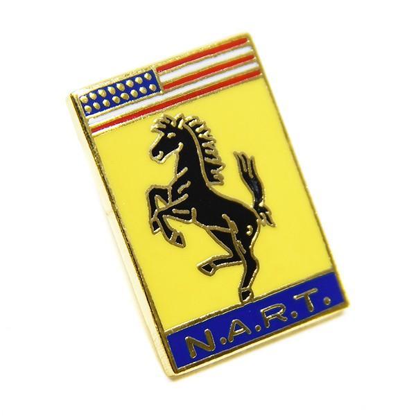 フェラーリ Ferrari N.A.R.T.ピンバッジ|itazatsu|03