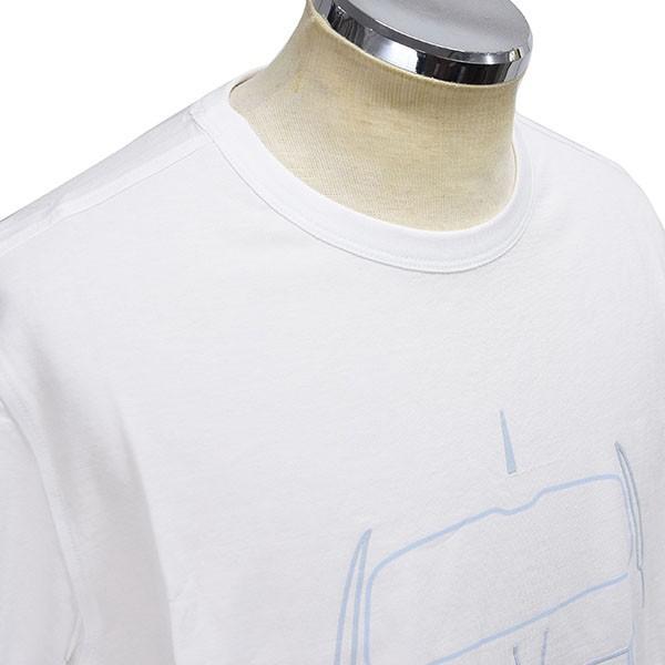 フィアット純正 500 Tシャツ by RITES|itazatsu|04