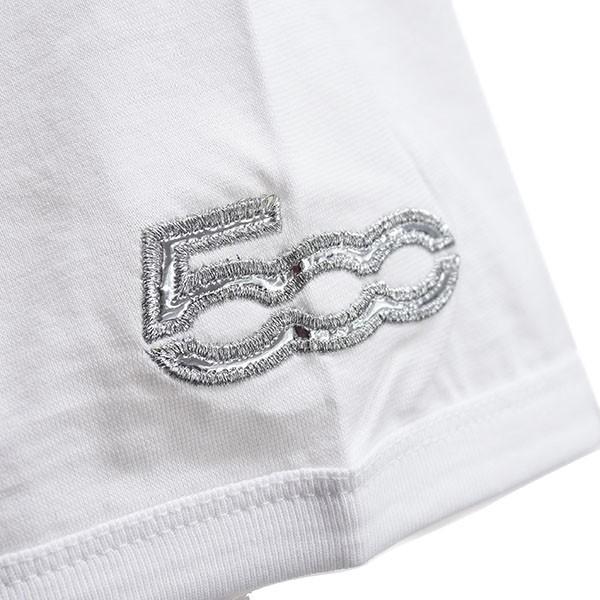 フィアット純正 500 Tシャツ by RITES|itazatsu|07