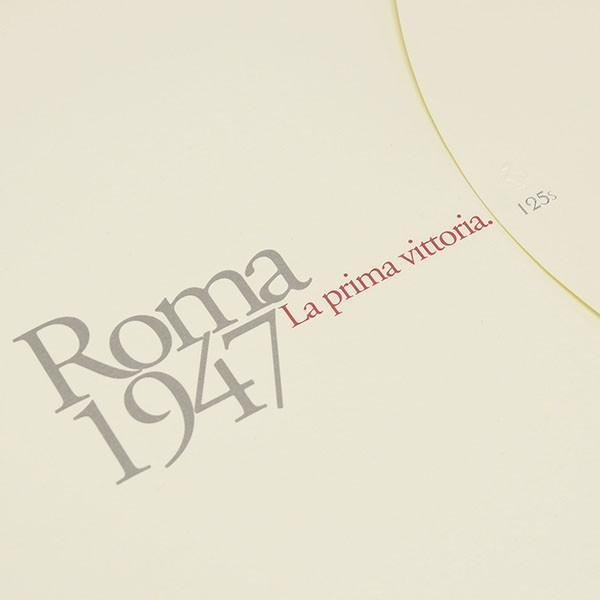 フェラーリ Ferrari Roma1947 -La prima vittoria-|itazatsu|03