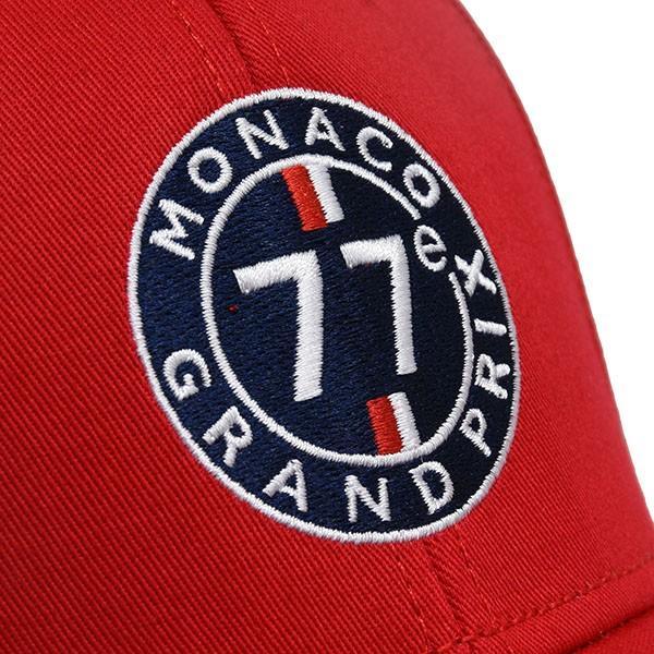 MONACO GRAND PRIX 2019 ACMオフィシャルベースボールキャップ(レッド)|itazatsu|04