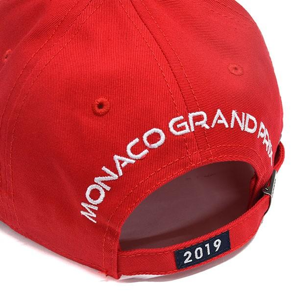 MONACO GRAND PRIX 2019 ACMオフィシャルベースボールキャップ(レッド)|itazatsu|06