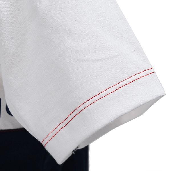 フィアット純正 バイカラーTシャツ itazatsu 06