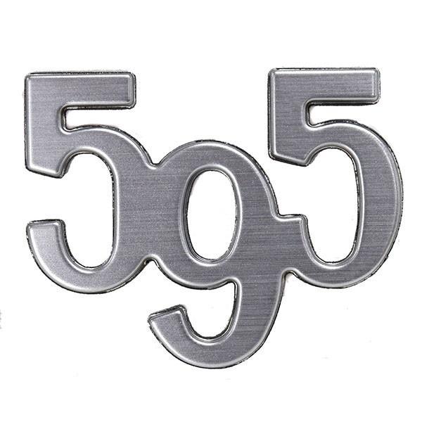 アバルト純正 70周年メモリアル&595ロゴエンブレムセット|itazatsu|04