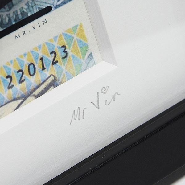 フィアット FIAT Nuova 500イラストレーションby Mr.Vin -500 LIRE- (Small)|itazatsu|06