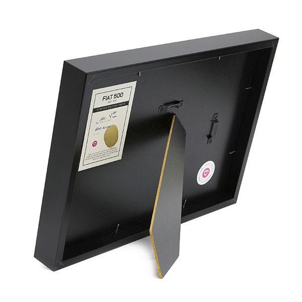 フィアット FIAT Nuova 500イラストレーションby Mr.Vin -500 LIRE- (Small)|itazatsu|07