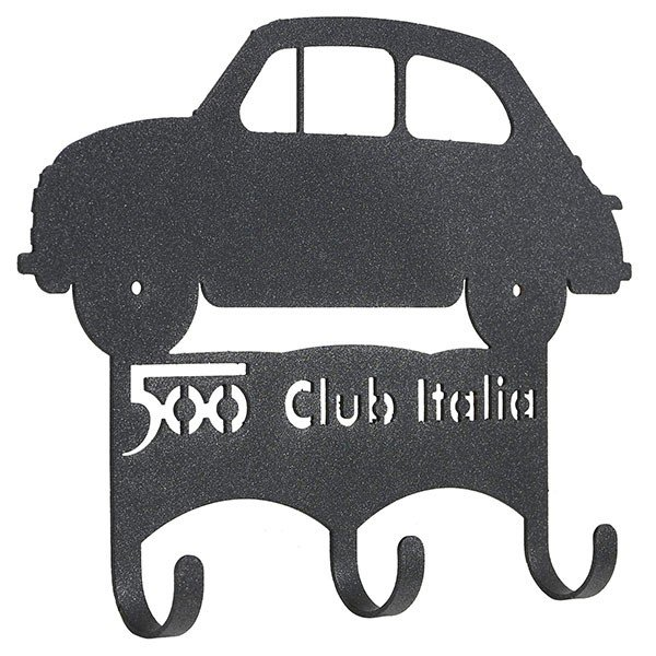 フィアット FIAT 500 CLUB ITALIAオフィシャル ウォールハンガー|itazatsu