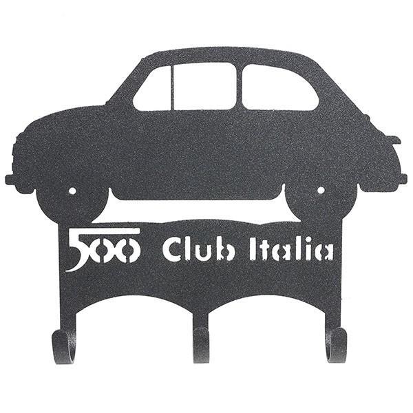 フィアット FIAT 500 CLUB ITALIAオフィシャル ウォールハンガー|itazatsu|02