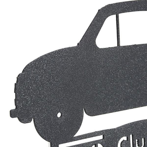 フィアット FIAT 500 CLUB ITALIAオフィシャル ウォールハンガー|itazatsu|03