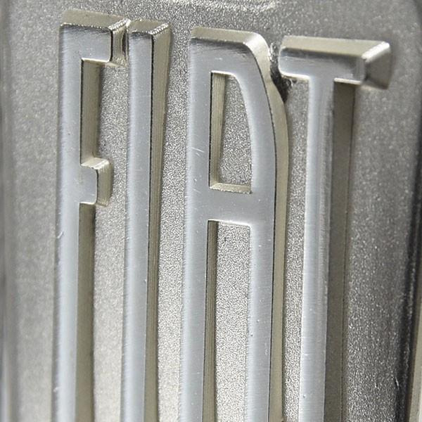フィアット FIAT SOCIETA PER AZIONIロゴシルバーキーリング itazatsu 04