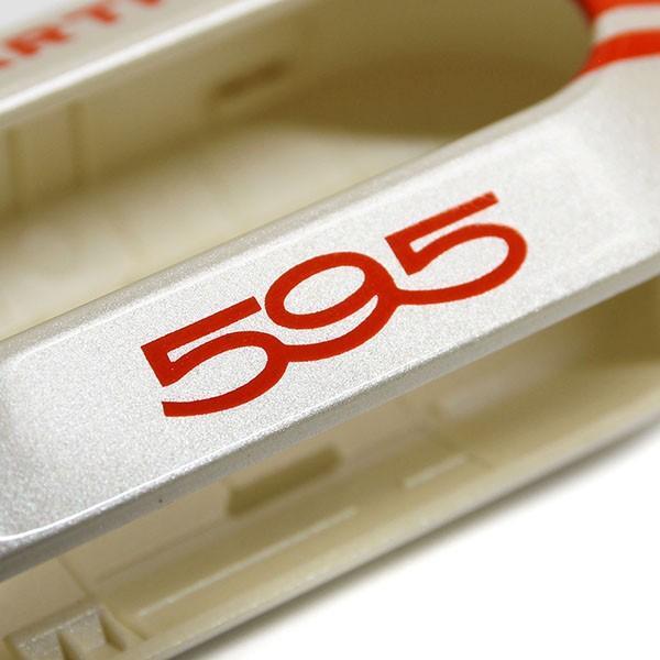 アバルト純正 キーカバー 595 50thプロトタイプ(艶ありホワイト)|itazatsu|03
