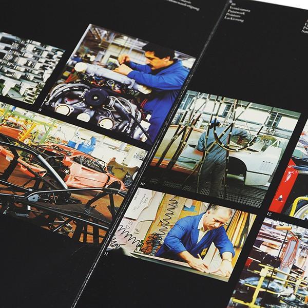 フェラーリ オフィシャル企業パンフレット1992年度版|itazatsu|08