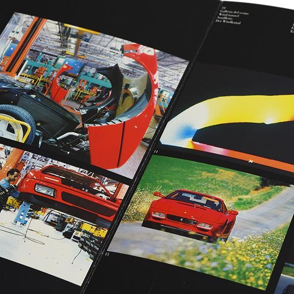 フェラーリ オフィシャル企業パンフレット1992年度版|itazatsu|09