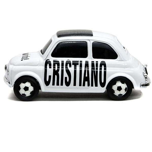 1/43 フィアット 500ミニチュアモデルCR7(Cristiano Ronaldo)|itazatsu|03