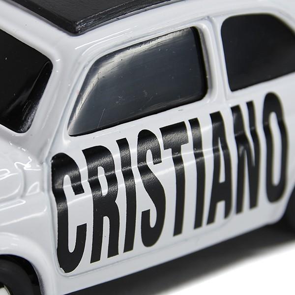 1/43 フィアット 500ミニチュアモデルCR7(Cristiano Ronaldo)|itazatsu|05