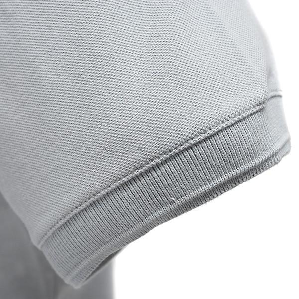 ASIオフィシャルポロシャツ(グレー)|itazatsu|05