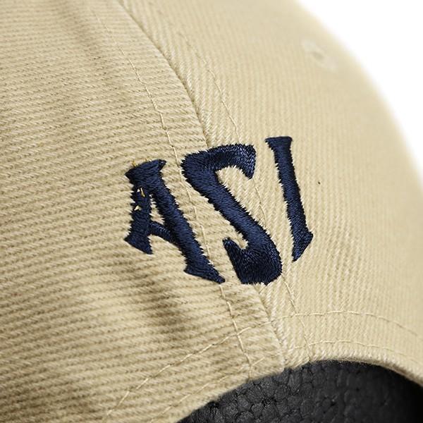 ASIオフィシャルベースボールキャップ(ベージュ) itazatsu 06