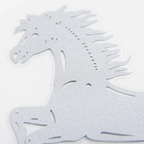 フェラーリロゴ&Cavallinoステッカー(切文字タイプ)|itazatsu|12