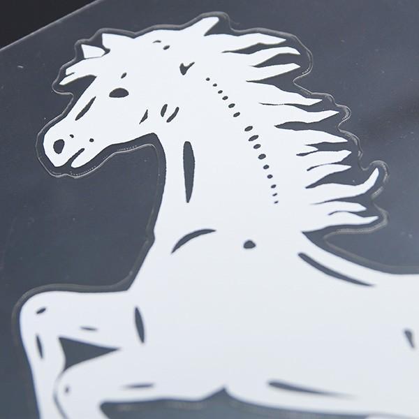 フェラーリロゴ&Cavallinoステッカー(切文字タイプ)|itazatsu|09