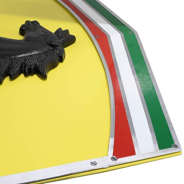 スクーデリア フェラーリ エンブレムアルミオブジェ-Large-|itazatsu|05