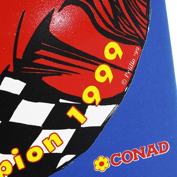 フェラーリ Ferrari Club Modena World Champion 1999 セラミックオブジェ|itazatsu|05