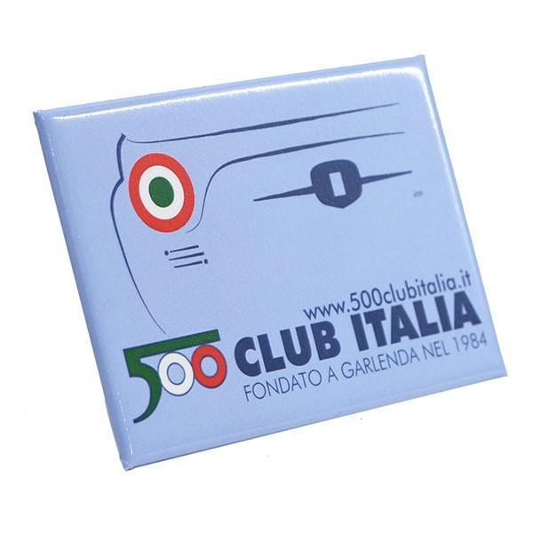フィアット FIAT 500 CLUB ITALIAマグネット|itazatsu|02