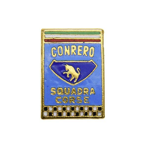 CONRERO SQUADRA CORSEエンブレムプレート itazatsu