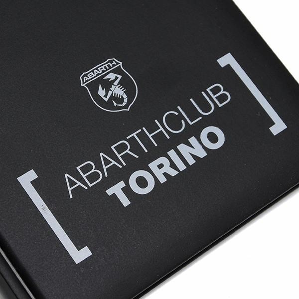 アバルト ABARTH CLUB TORINO オフィシャル手帳(2020/ブラック)|itazatsu|05