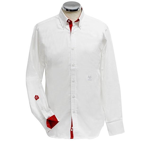 アバルト純正 695 Bipostoボタンダウンシャツ|itazatsu