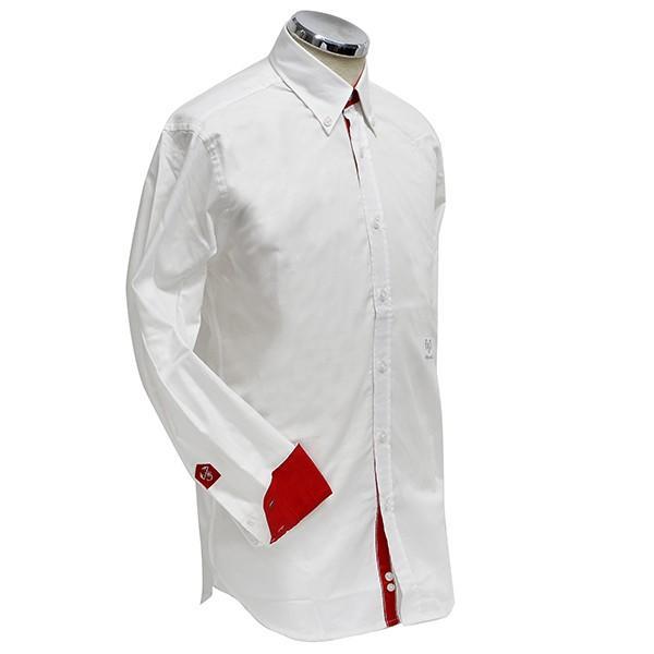アバルト純正 695 Bipostoボタンダウンシャツ|itazatsu|02